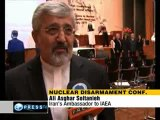 Berlin hosts Nuclear Disarmament conference