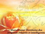 """N°18 : """"Musulmans! devenons des croyants éclairés et intelligent...""""_Cheikh Ibrahim Mulla"""
