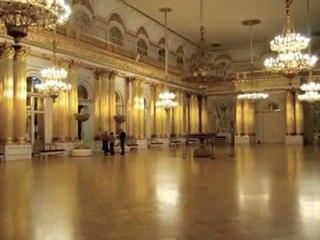 Eremitage  Kunstmusee - Sankt Petersburg - Russland