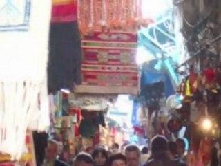 Tunis Medina- Tunesien. Weltkulturerbe der UNESCO.