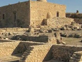 Thugga  - Tunesien  UNESCO-Liste des Weltkulturerbe.