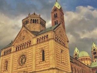 La Catedral de Espira - Alemania - Patrimonio de la Humanidad de la Unesco