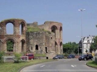Tréveris  - Alemania -  Patrimonio de la Humanidad de la Unesco
