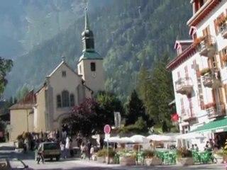 Valle de Chamonix Mont-Blanc -  Francia