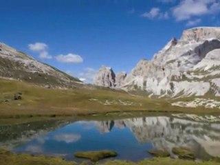 Le Tre Cime di - Dolomiti di Sesto - Italia