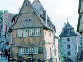 Strada Romantica - Rottenburg am Neckar - Germania