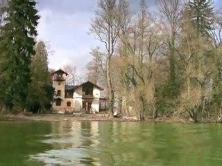 Lake Starnberg - Starnberger See. Ludwig Tour - Bavaria - Germany