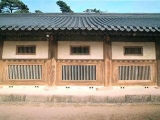 Haeinsa Temple Janggyeong Panjeon - Korea - UNESCO World Heritage