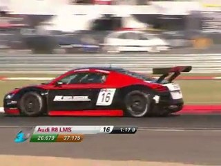 GT3 Qualifying Session from Navarra Watch Again