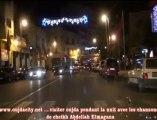 Oujda comme si vous y étiez ! / Une promenade à Oujda - 7 -. / Visitez Oujda depuis chez vous. Bd zerktouni pendant la nuit