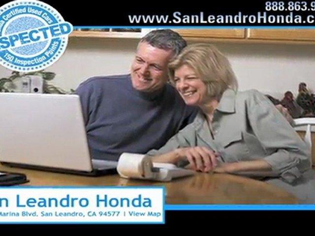 Oakland CA Honda Pre-Owned Honda Fit