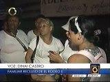 Familiares de reclusos del Rodeo protestaron en la sede de VTV