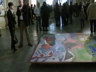 Scanreigh : Peintures - Chapelle des Jésuites - Nîmes 2011