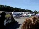 Démonstration de BMX : l'avant tour de France 2011