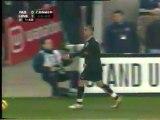 Paris SG - RC Lens, L1, saison 2004/2005 (vidéo 2/3)