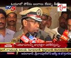 Commissioner AK.Khan Slammed Rumour Mongers Spreading Reports of Police Firing at Osmania University