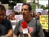 Estudiantes de bomberos quieren impugnar oposición