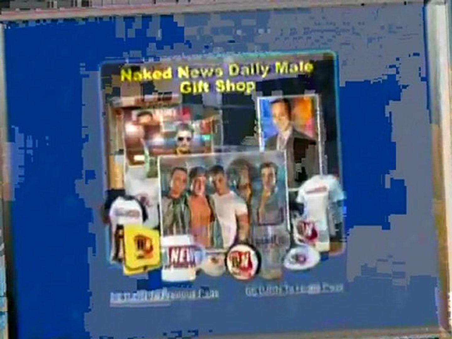 News male naked Foreigner who
