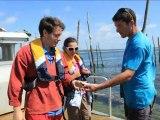 Embarquez avec les ostréiculteurs du Bassin d'Arcachon