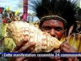 """La Papouasie, """"paradis oublié"""", s'ouvre aux touristes intrépides"""