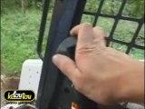 Comment utiliser une chargeuse compacte ( ou bobcat) ?