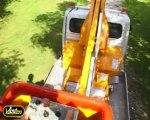 Se servir d'un camion nacelle  pour atteindre des endroits difficiles d'accès (VL 3,5 T) (sans stabilisateur intégré)