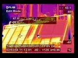 Comment faire un bilan thermique grâce à la caméra thermique ?