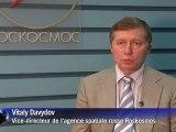 Rusia, crucial en el espacio para su ex rival de la Guerra Fría