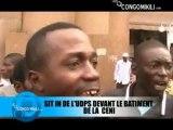 Exclusivité  Manifestation des combattants de l' UDPS à Kinshasa   congomikili.com