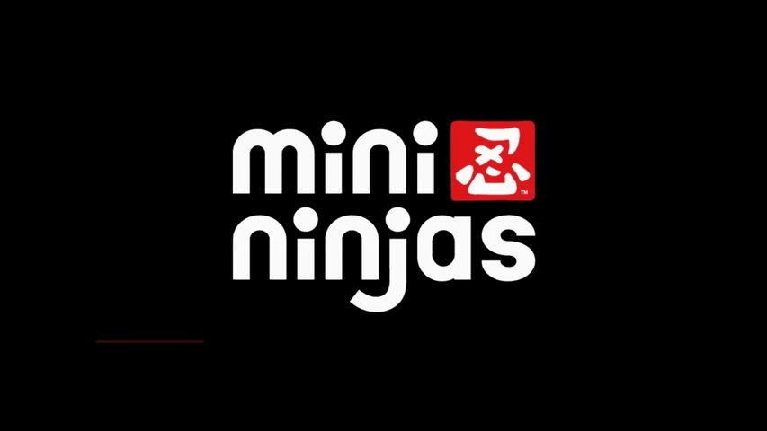 Mini Ninjas - 1/Le Mont Ninja