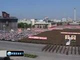 South Korean marine kills four; North Korea rallies
