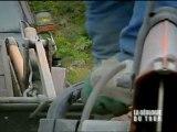 La géologie du Tour de France 05 :  les ardoisières de Carhaix