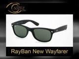 Lunettes de soleil Rayban New Wayfarer - Modèles de lunettes solaires Rayban New Wayfarer