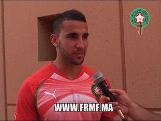 Interview: Abdelhamid El Kaoutari