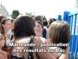 Marmande: publication des résultats du Bac au lycée Val de Garonne