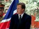 Londres va augmenter son aide financière à Kaboul