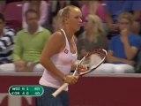 Szwedzkie Open - Wozniacki wygrywa