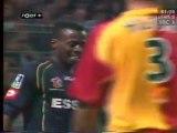 RC Lens - FC Sochaux, L1, saison 2004/2005 (vidéo 3/3)