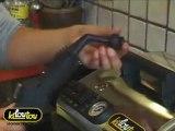 Comment nettoyer et dégraisser des surfaces avec un nettoyeur haute pression ?
