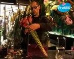 Comment créer une composition florale - vases carrés