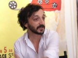 Interview de Benoît Forgeard - Festival du film court en plein air de Grenoble - Mardi 5 Juillet 2011