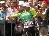Le Tour de France à Carhaix une semaine avant les Vieilles Charrues