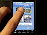 Mediations of Awakening iPhone Demo - DailyAppShow
