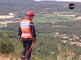 Feux de forêts: les pompiers se préparent (Marseille)