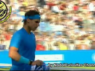 SET2 SET3 Rafael Nadal vs Radek Stepanek R3 QUEENS 2011 [Highlights by Courtyman]