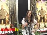 ZOOKEEPER Premiere Kevin James, Rosario Dawson, Cher, Leslie Bibb