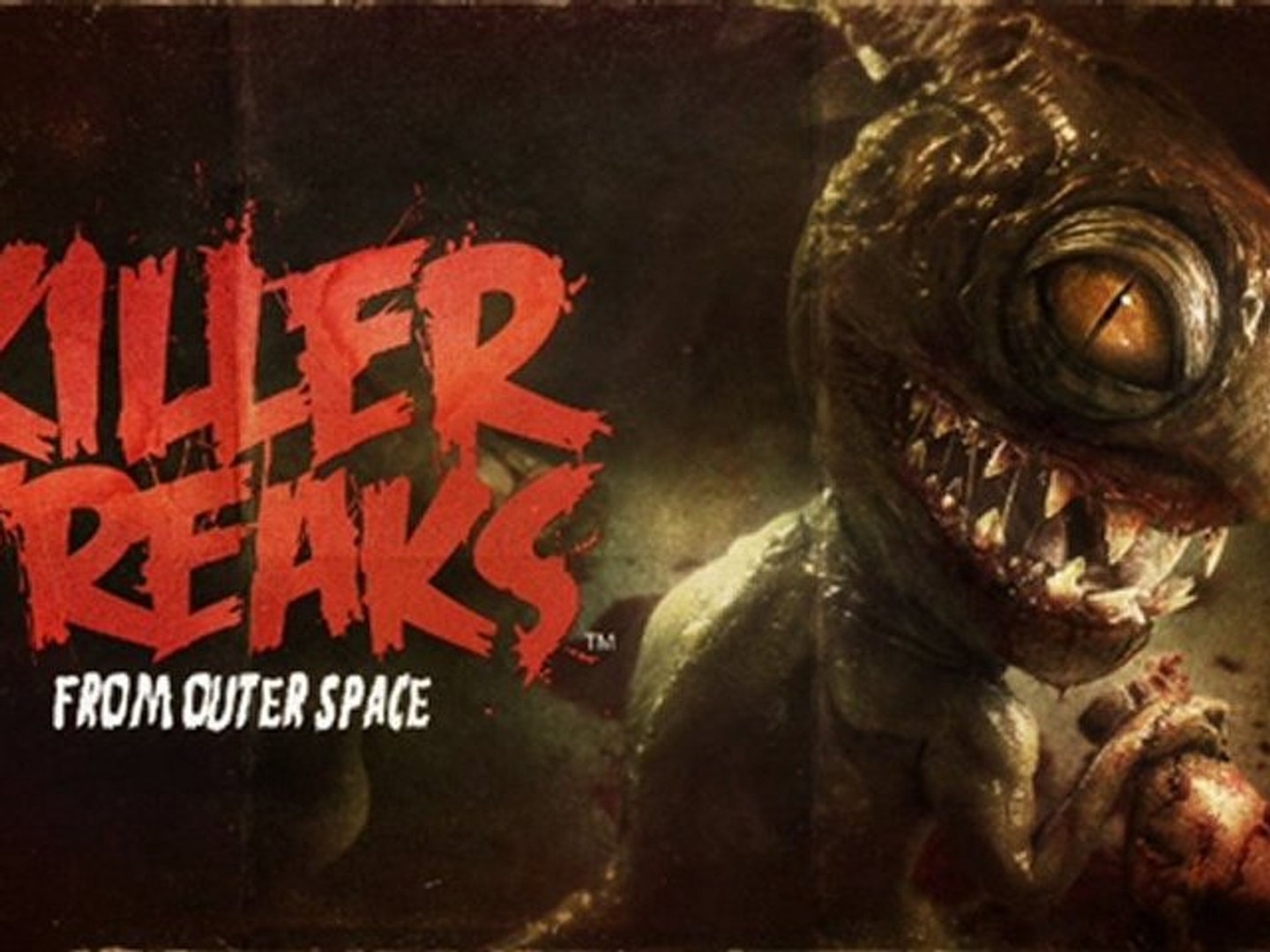 Killer Freaks From Outer Space (Podcast #24)
