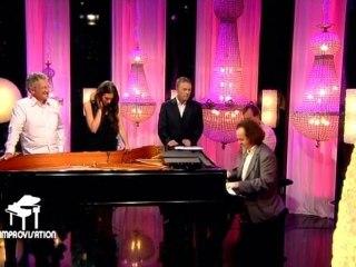 West Side Story • Cyprien Katsaris dans La boîte à musique de Jean-François Zygel • 29/07/2008