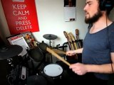 "Drum Solo Demoing Addictive Drums ""Body Drums"" Kit ..."