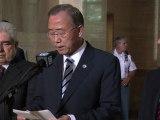 Chypre: nouvelles discussions sous l'égide de l'ONU